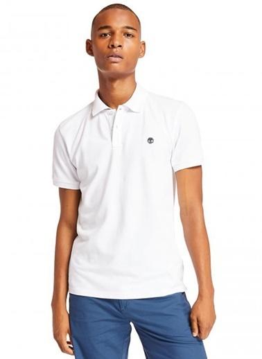 Timberland Tişört Beyaz
